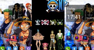 tema android one pice