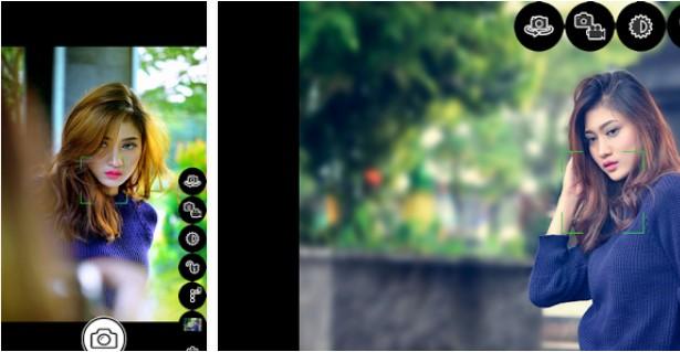 Aplikasi Kamera Android DSLR xhd camera