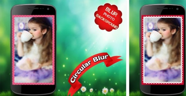 Aplikasi Kamera Blur camerafocus on photo