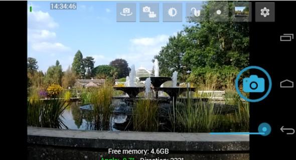 Camera untuk Android open camera