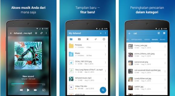 aplikasi mendengarkan musik gratis