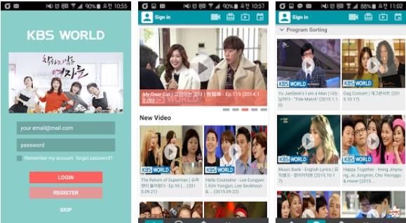 streaming tv korea sbs