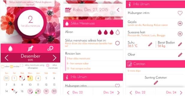 kalender menstruasi online