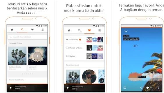 aplikasi streaming musik offline