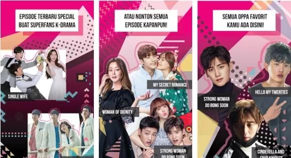 Aplikasi Streaming Tv Korea