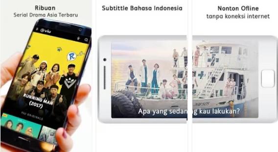 aplikasi nonton drama korea gratis