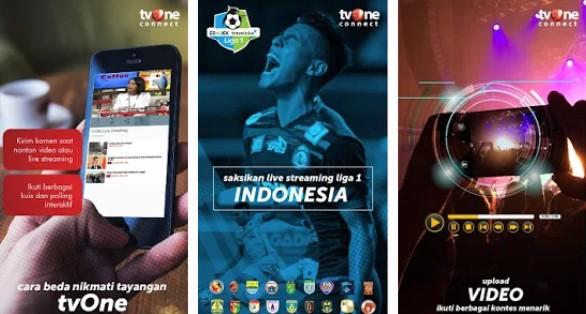 aplikasi streaming bola indonesia