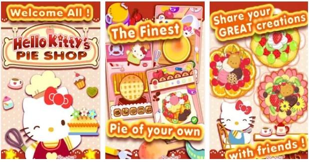 Game Anak Hello Kitty