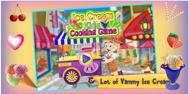 Ice Cream - Anak Memasak