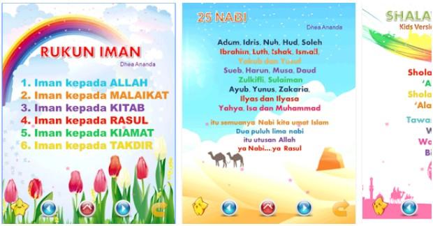 Lagu Anak Muslim & Sholawat Nabi