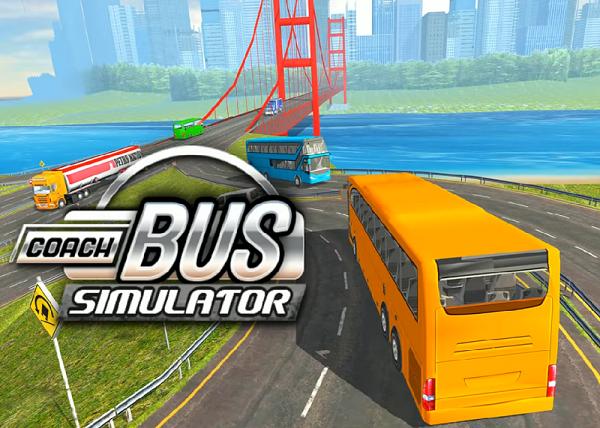 Coach Bus Nyetir 2018