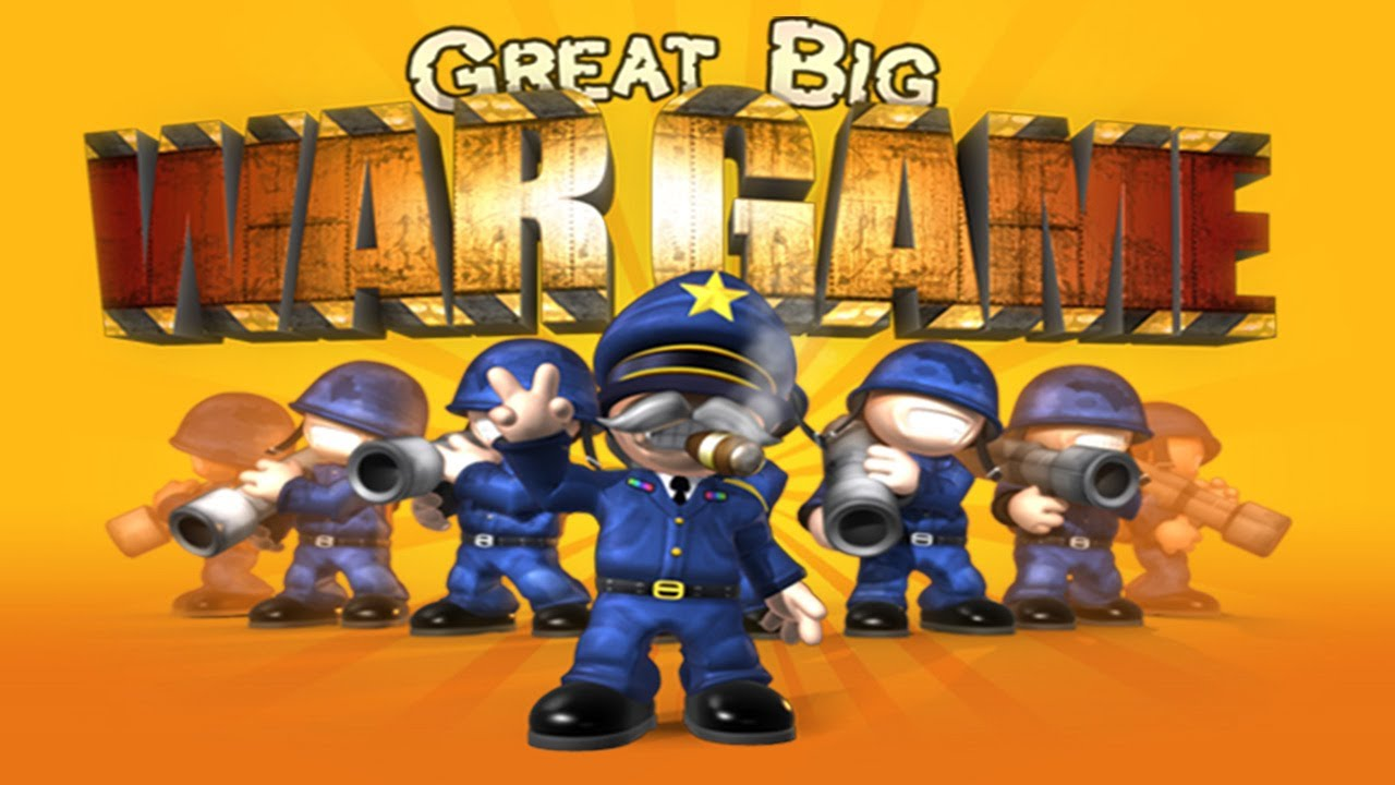 #1. Great Big War Game