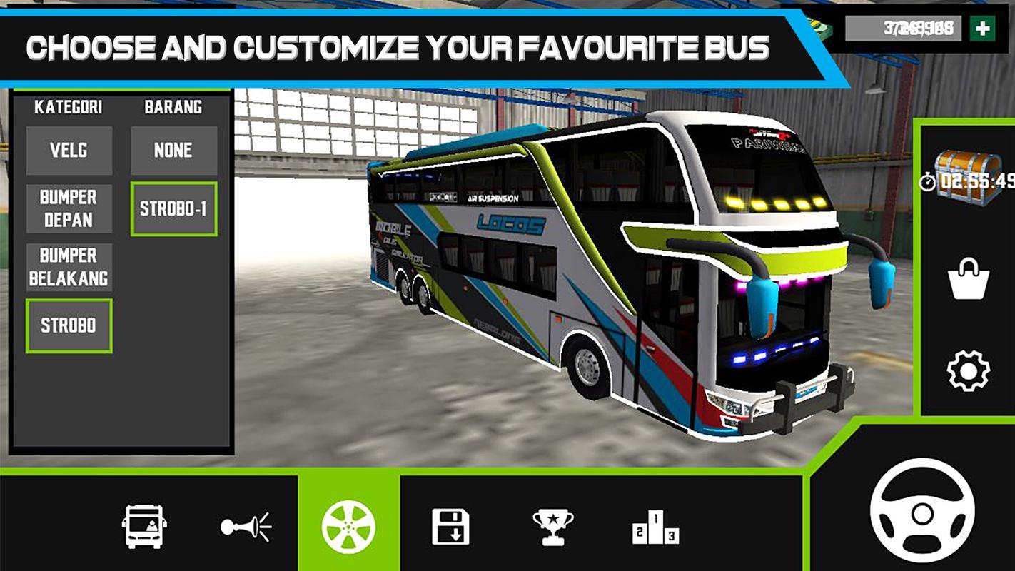 #12. Mobile Bus Simulator