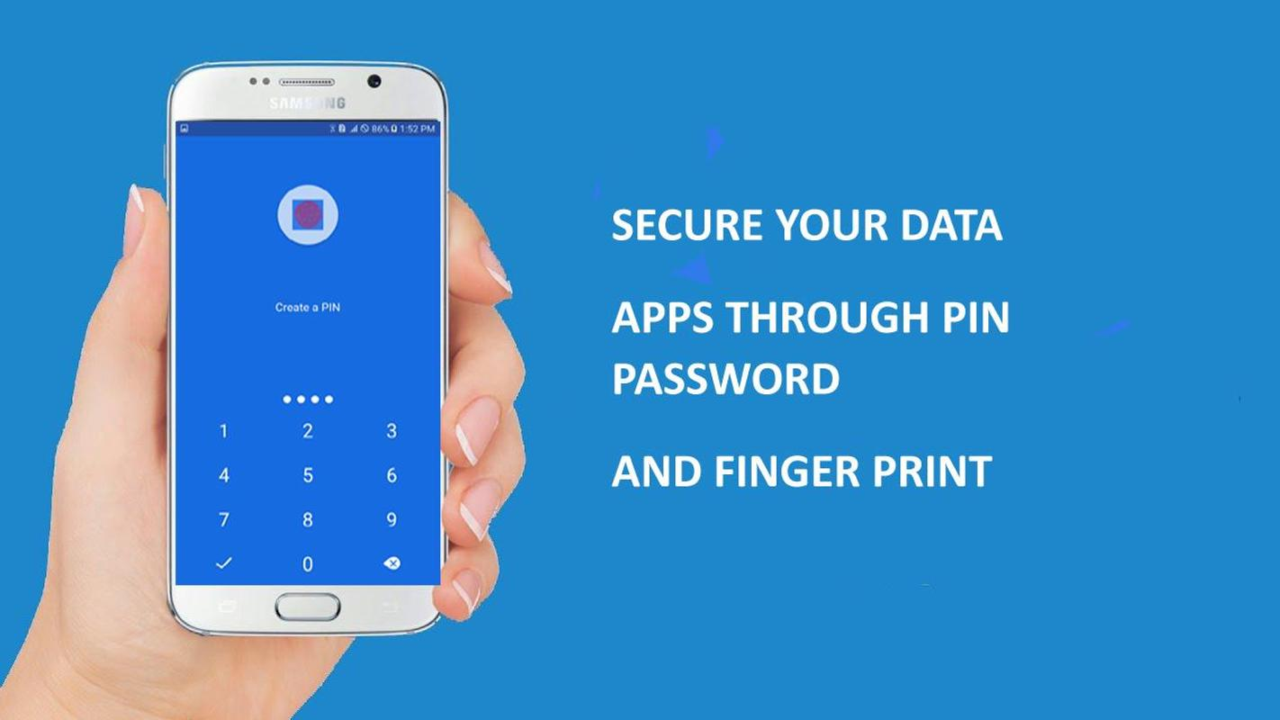 #13. App Locker Fingerprint & PIN