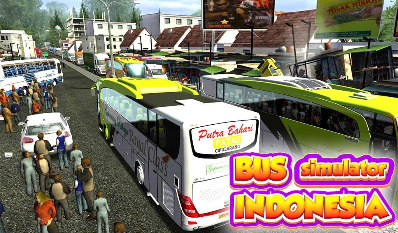 #13. Bus Simulator Indonesia 2017