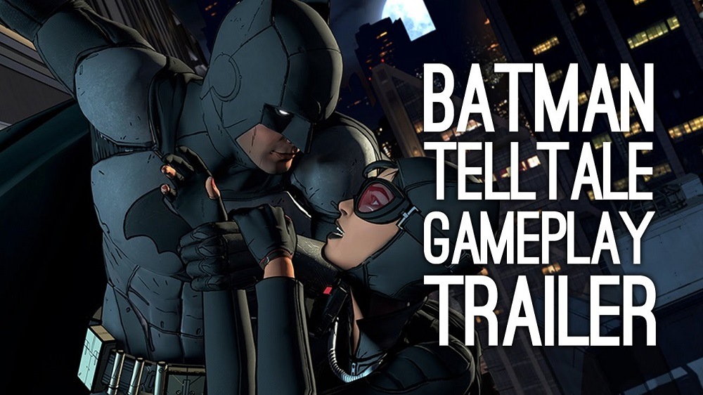 #14. Batman The Telltale Series