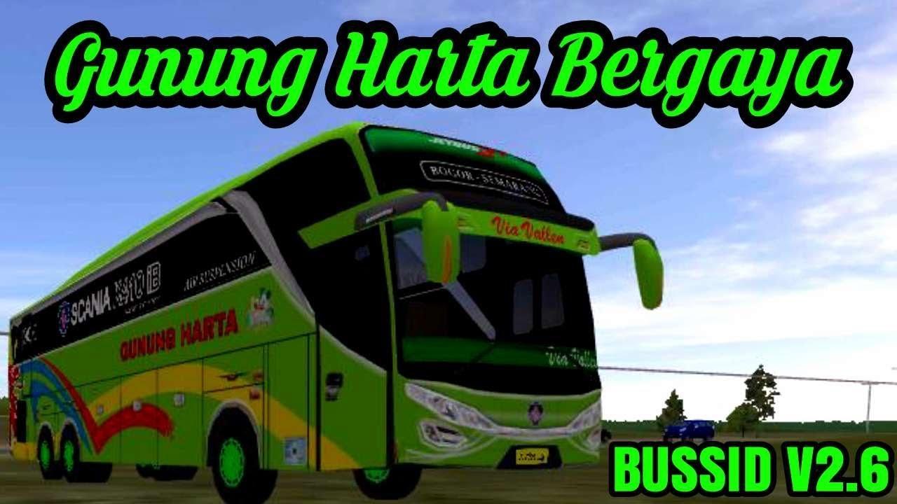 #14. PO Gunung Harta Bus Simulator