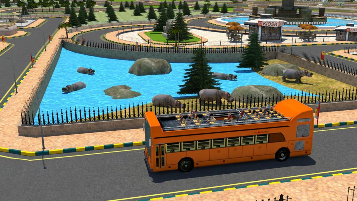 #17. Bus Simulator Zoo Tour