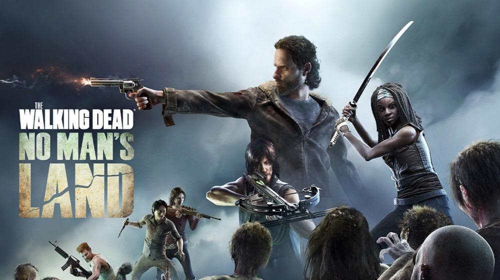#17. The Walking Dead No Man's Land