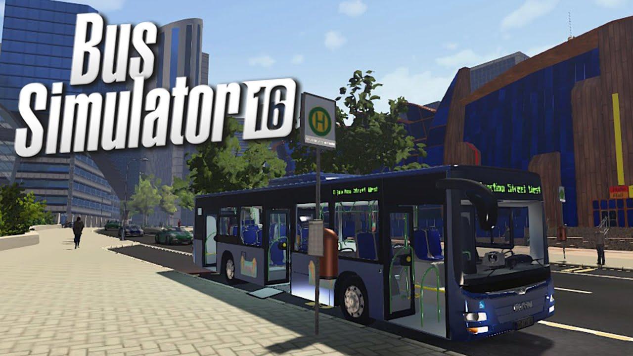 Game Nyetir Bus 2016