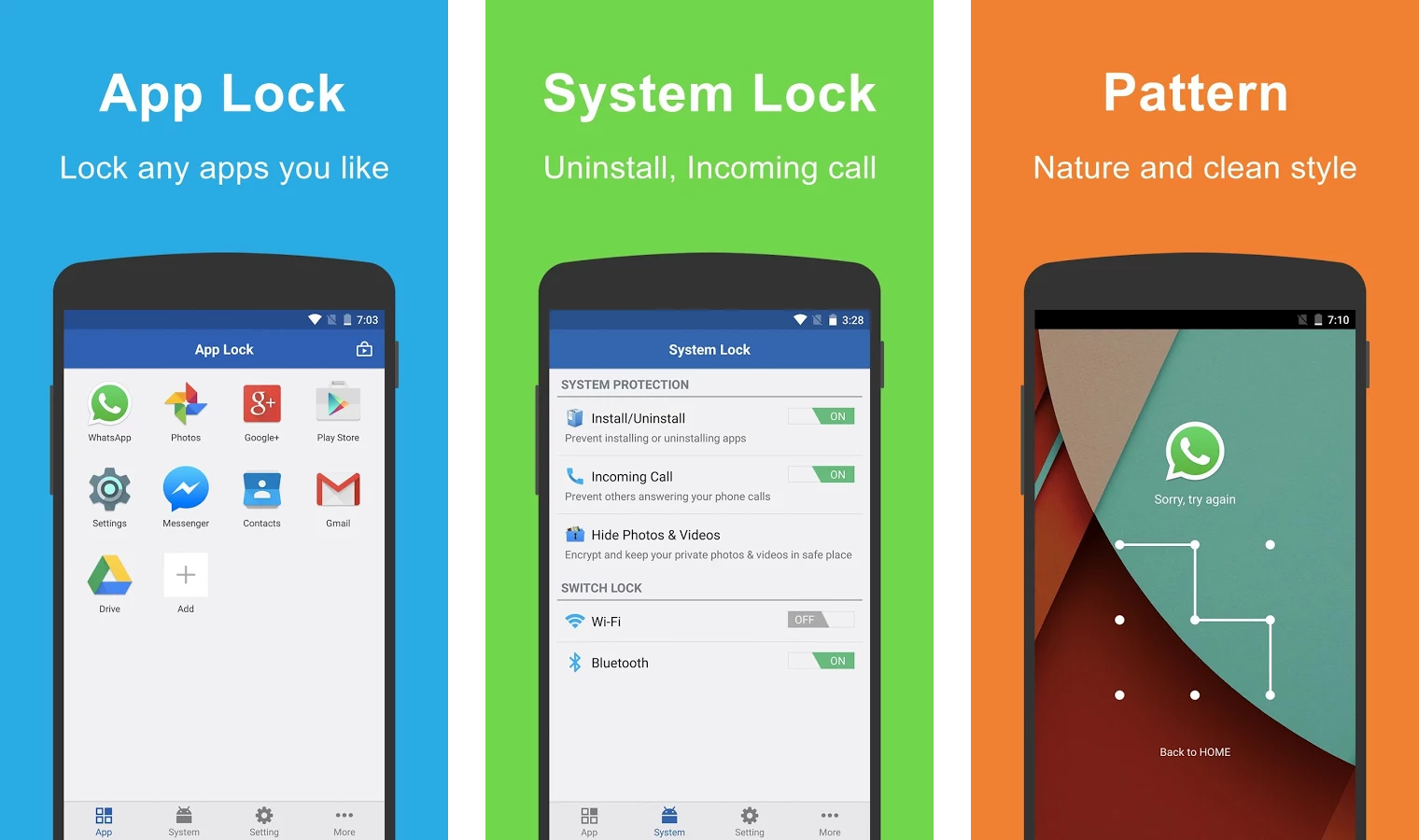 #20. Applock App Locker