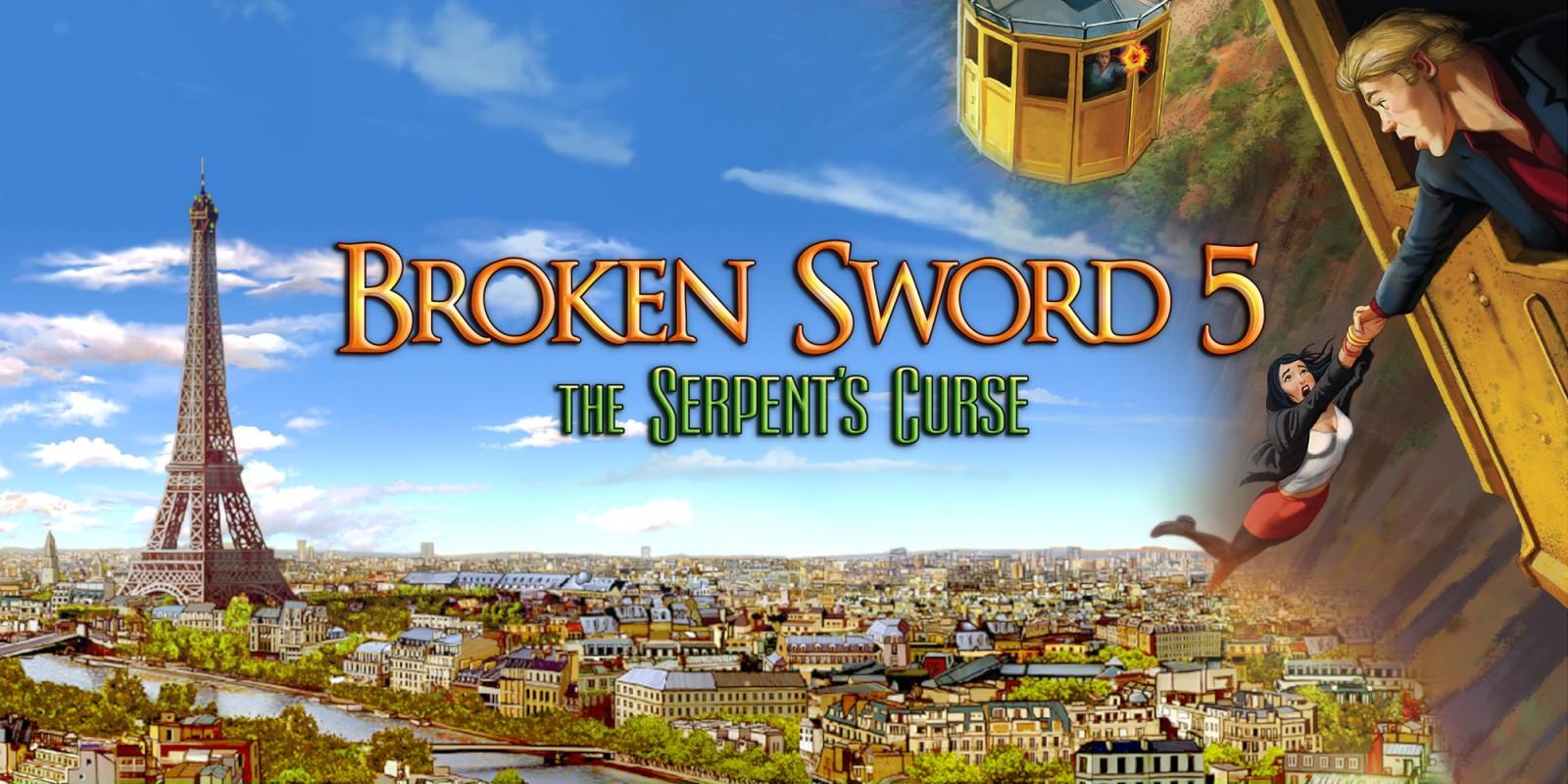 #20. Broken Sword 5