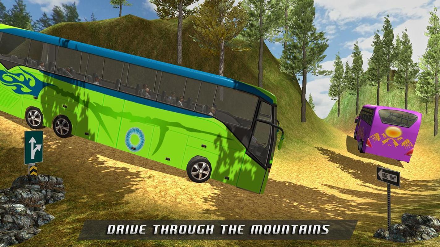 #20. Offroad Tourist Bus Driver