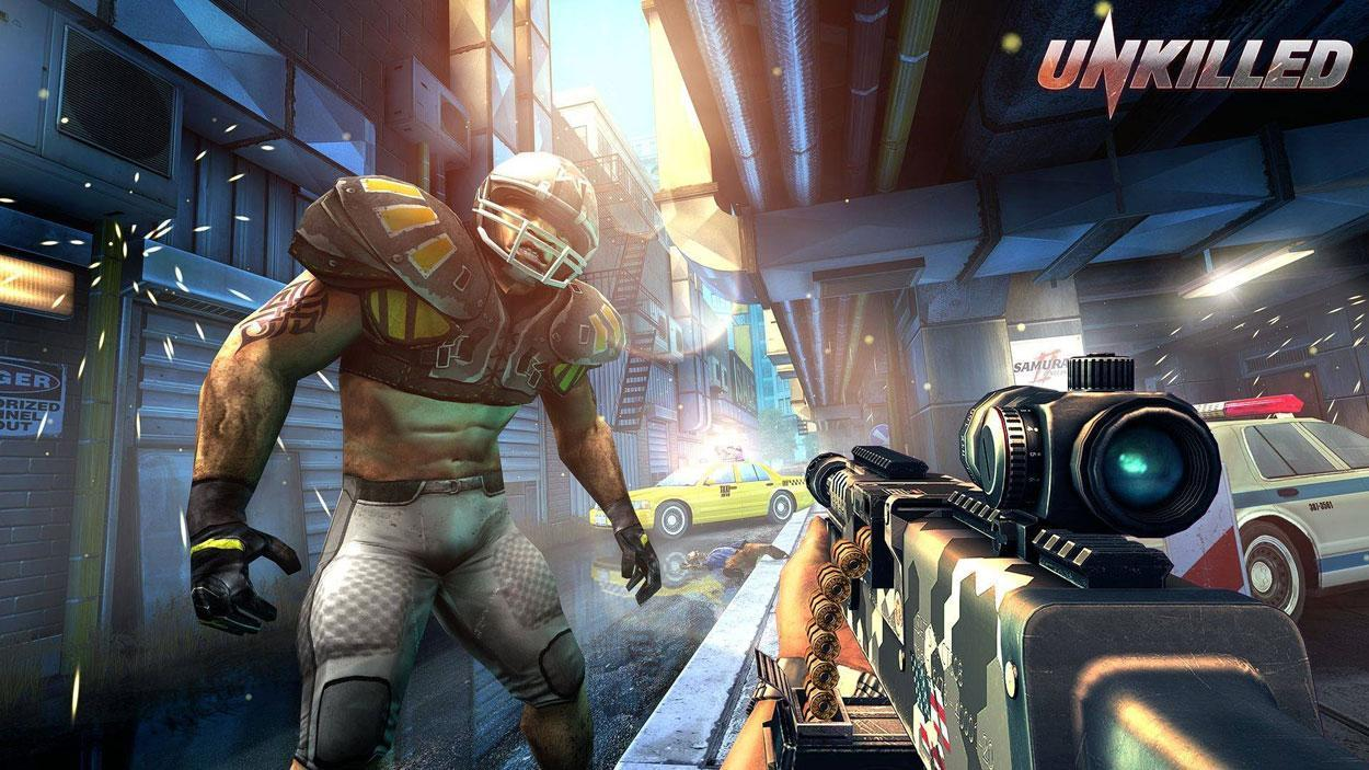 Game Online Terbaik Unkilled