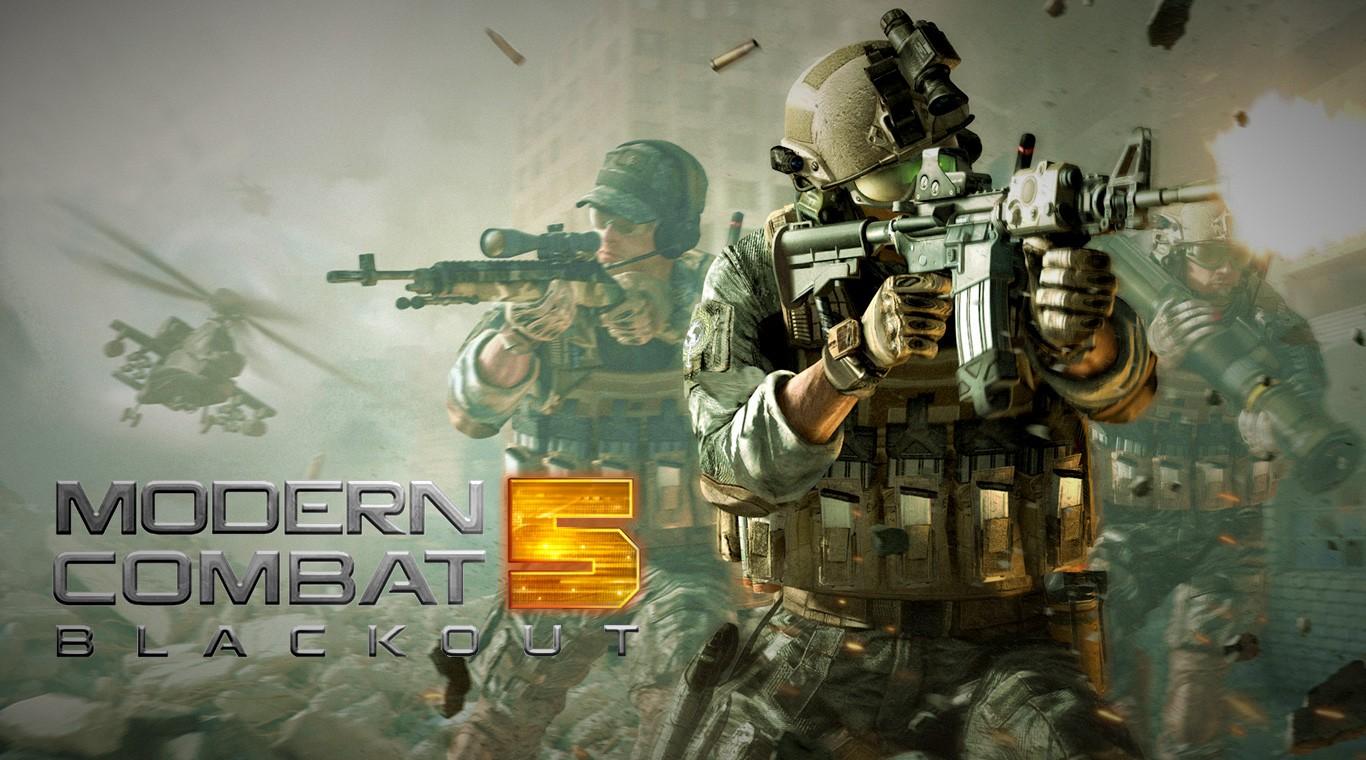 Game Online Terbaik Modern Combat 5