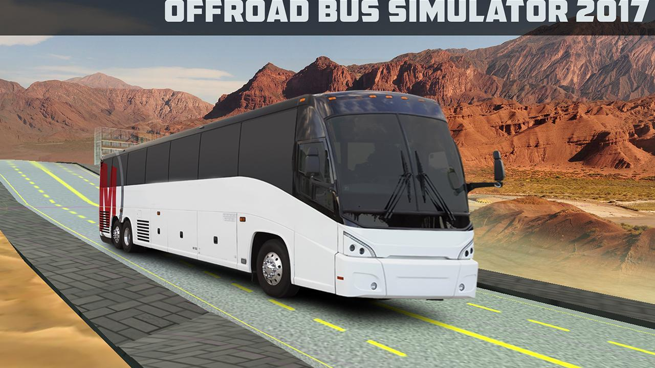 #23. Offroad Bus Simulator 3D 2017
