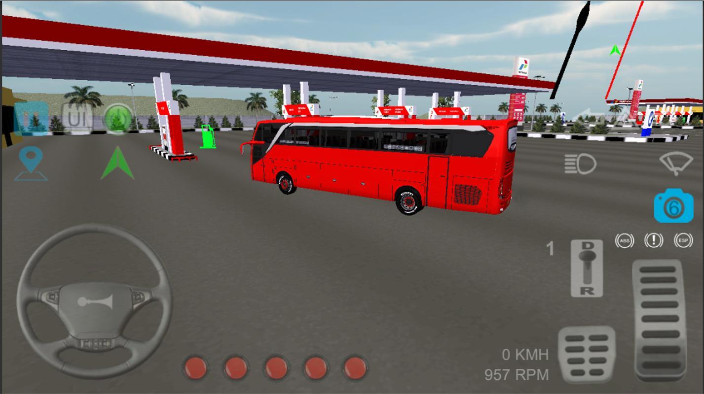 #24. Jedeka Bus Simulator Indonesia