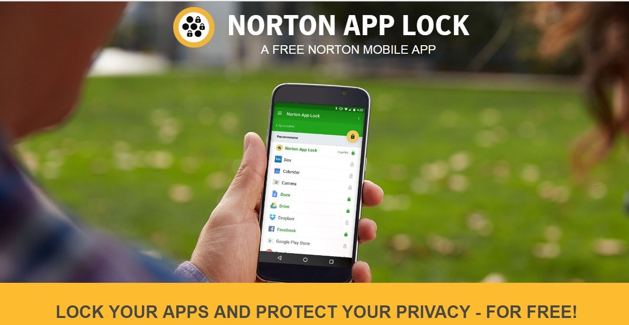 #7. Norton App Lock