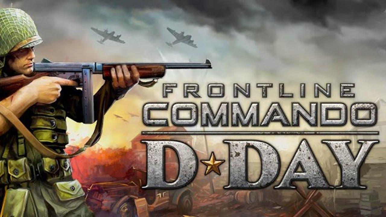 #9. Frontline Commando D