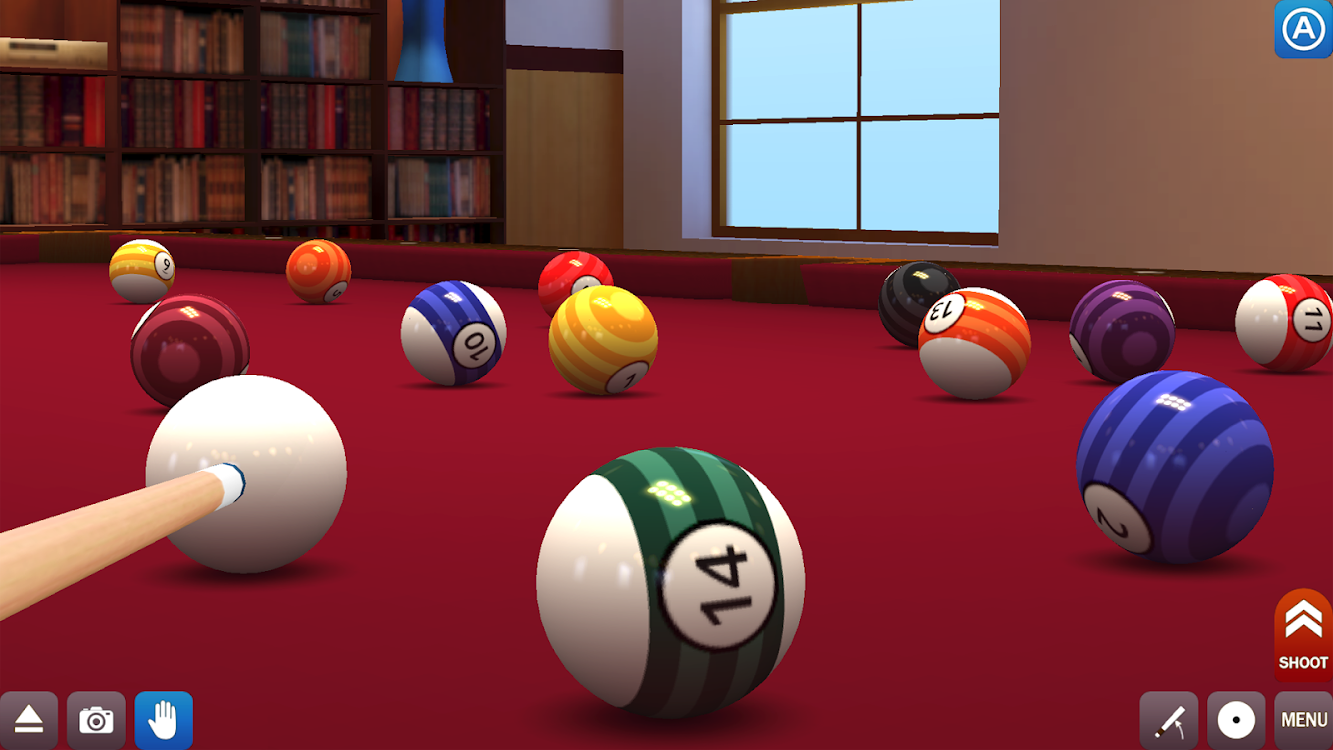 Virtual Pool 3 Download For PC