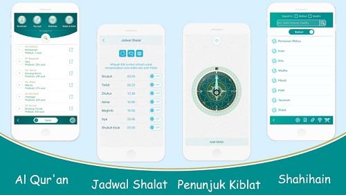 Aplikasi Al Quran Perkata