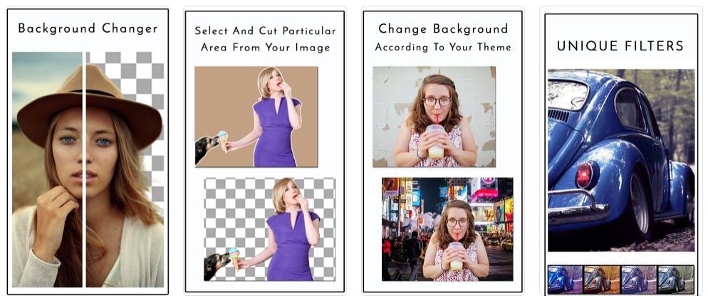 Background changer-Best Photo Background Editor Ap