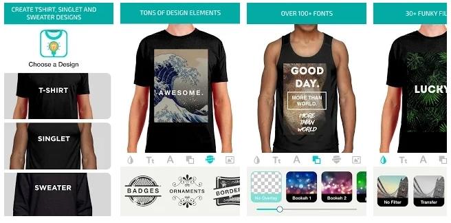 Design Clothes- Shirt Designer