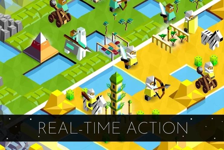 Game Membangun Rumah The Battle Polytopia