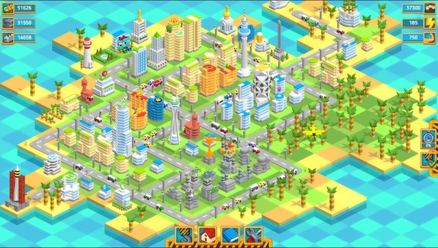 GameTap Tap Builder