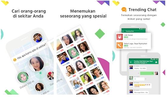 MiChat Chat Gratis Bertemu dengan Orang Baru