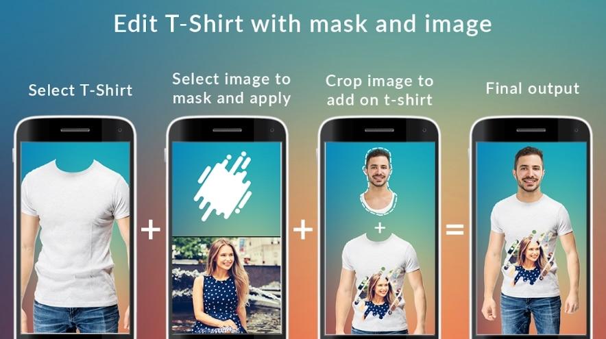 Aplikasi Desain Baju Android