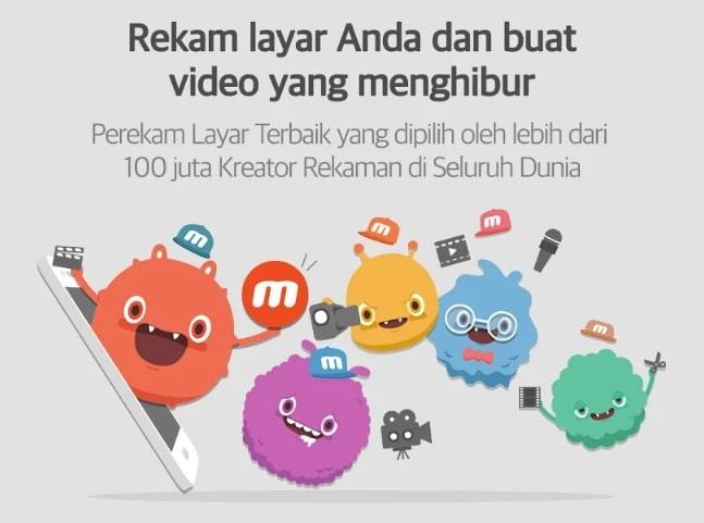 aplikasi untuk jadi youtuber