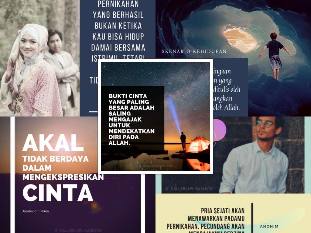 87+ Gambar Menyentuh Hati Islam Kekinian