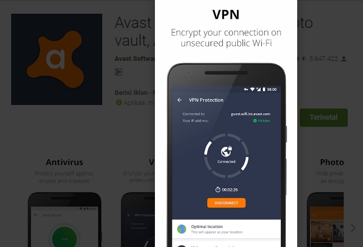 VPN Untuk Koneksi Aman