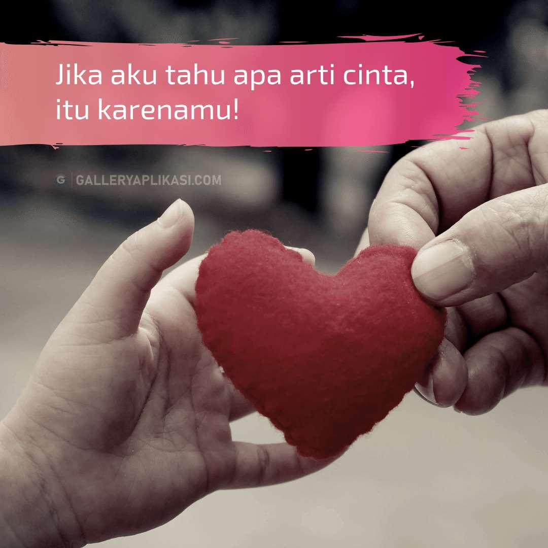 Arti Cinta Karenamu