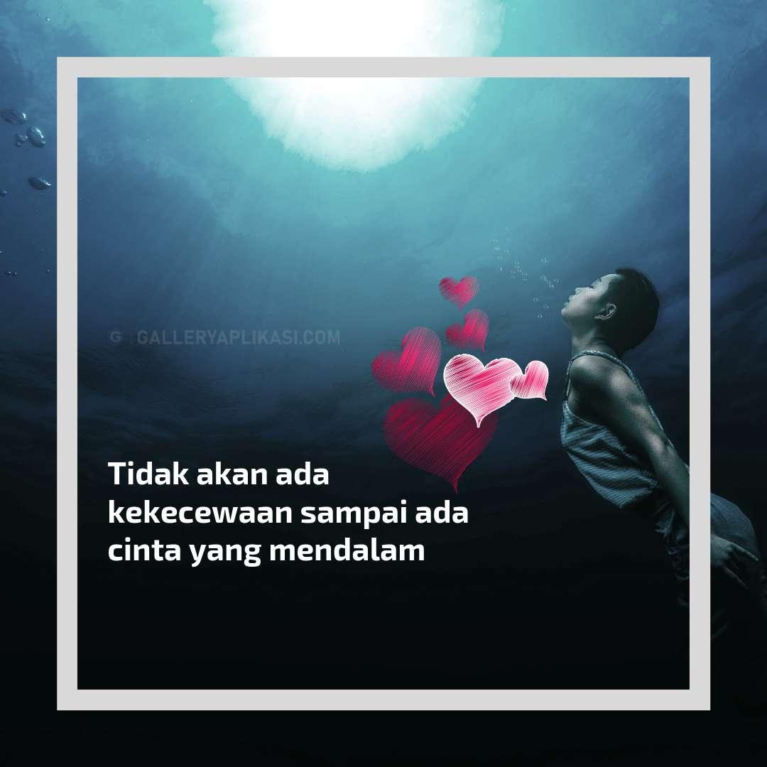 Cinta Mendalam
