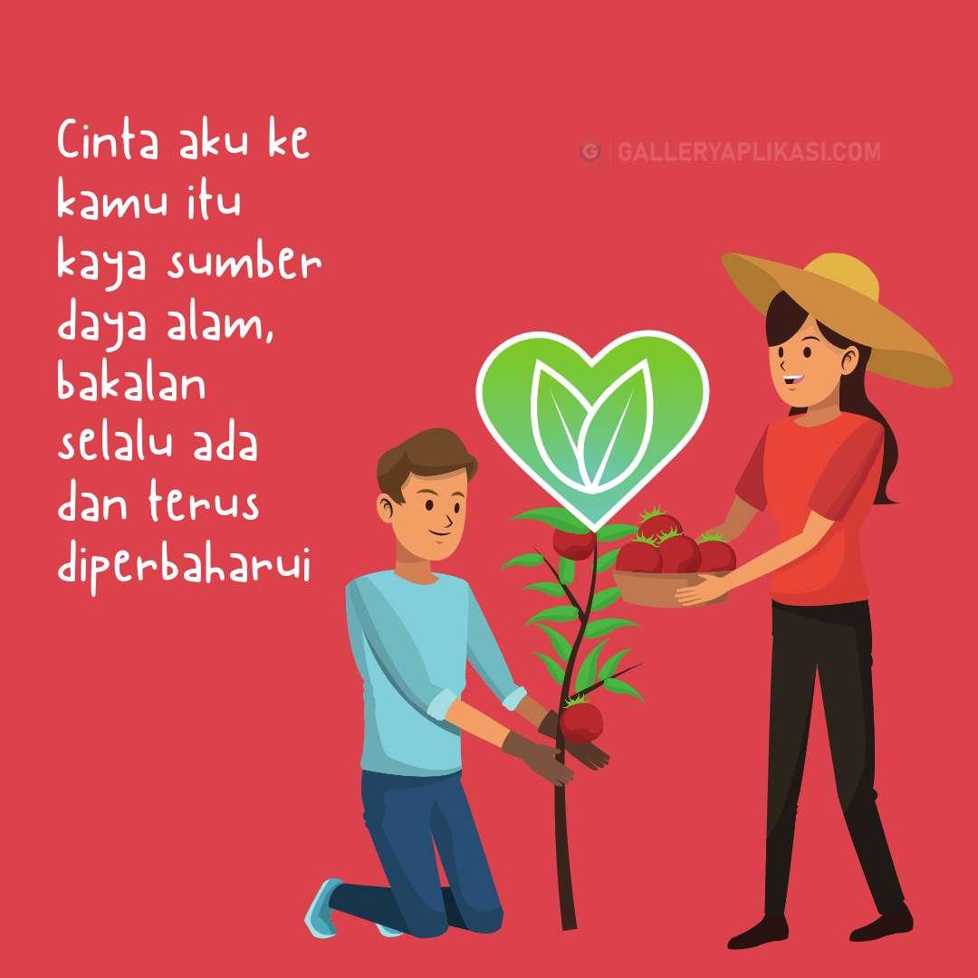 Go Green Ekologi Cinta