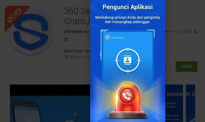 Fitur Kunci Aplikasi