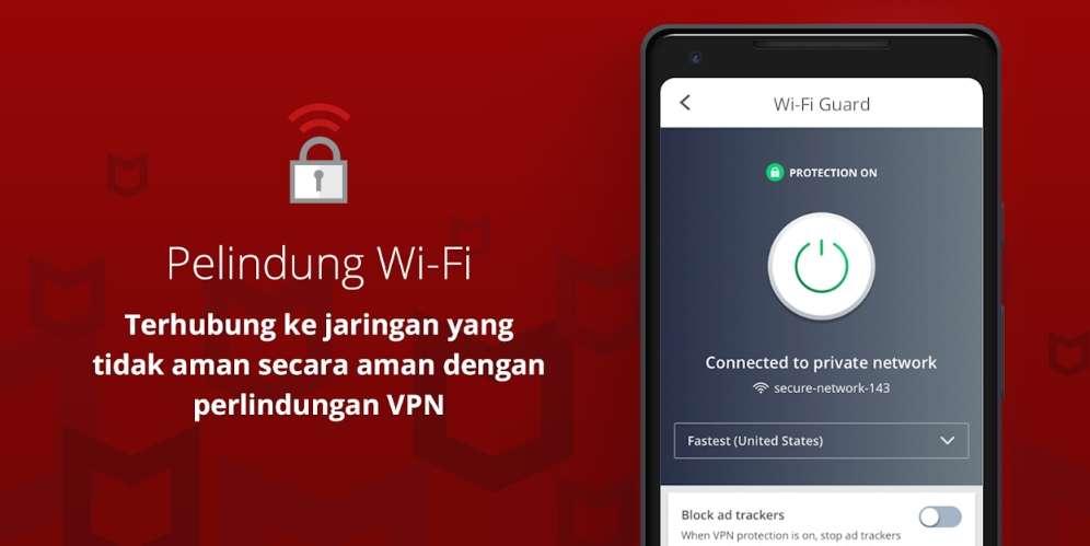 Pelindung Wifi