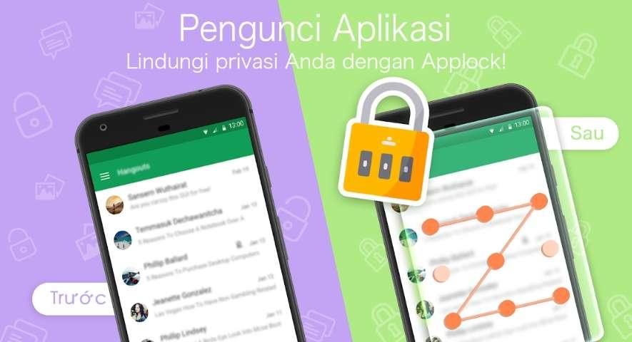 Pengunci Aplikasi Sensitif